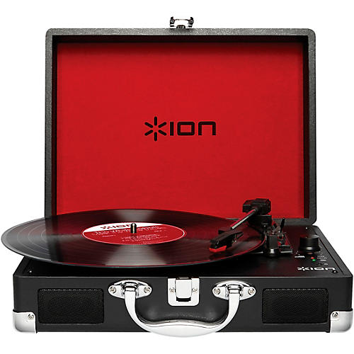 ION Vinyl Motion Record Player