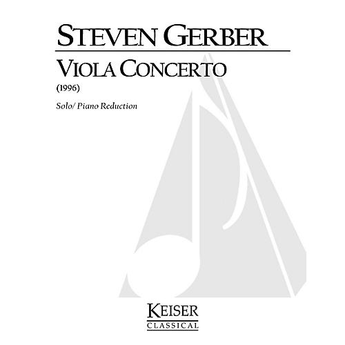 Lauren Keiser Music Publishing Viola Concerto (Viola with Piano Reduction) LKM Music Series