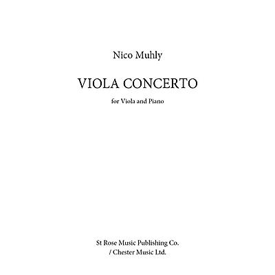 St. Rose Music Publishing Co. Viola Concerto (for Viola and Piano) Music Sales America Series Softcover