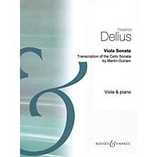 Boosey and Hawkes Viola Sonata (Transcription of Cello Sonata) Boosey & Hawkes Chamber Music Series Softcover