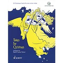 Schott Violas for Christmas (20 Christmas Carols for One or Two Violas) Schott Series