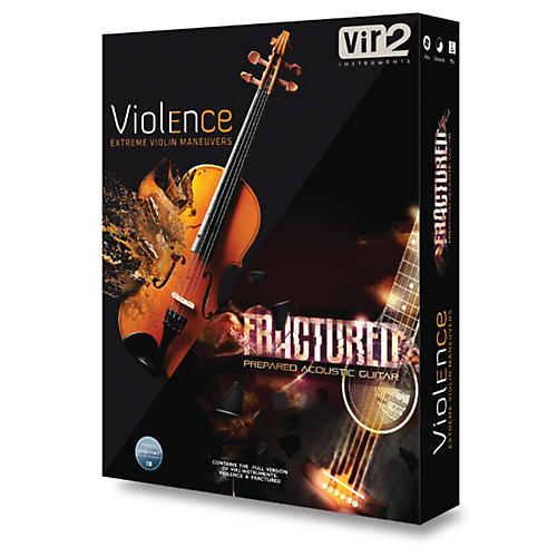 Vir2 Violence Fractured Bundle