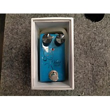 Red Witch Violet Delay Effect Pedal