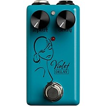 Open BoxRed Witch Violet Delay Guitar Effects Pedal