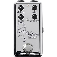 Open Box Red Witch Violetta Delay Guitar Effects Pedal