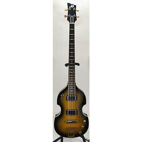 Duesenberg USA Violin Bass 2tb Electric Bass Guitar Vintage Sunburst