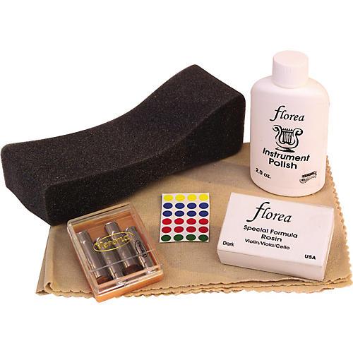 Florea Violin Care Kit