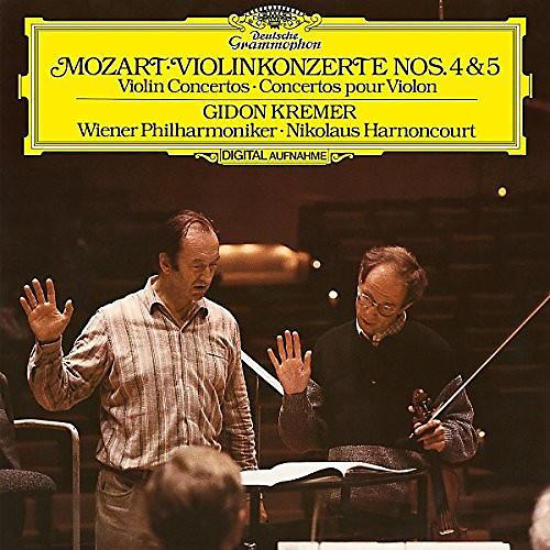 Alliance Violin Concertos No 4 & 5