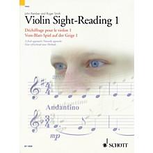 Schott Violin Sight-Reading 1 Misc Series