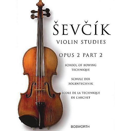 Music Sales Violin Studies Op. 2 Part 2 Music Sales America Series