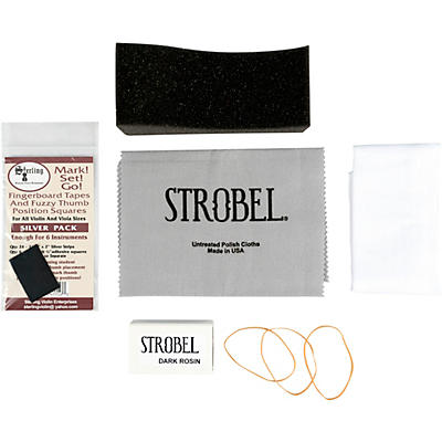 STROBEL Violin/Viola Care Kit
