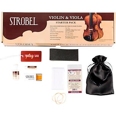Strobel Violin/Viola Starter Pack