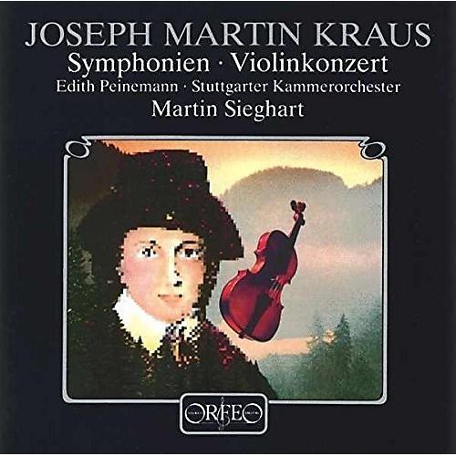 Alliance Violinkonzert / Symphonien