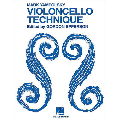 Hal Leonard Violoncello Technique