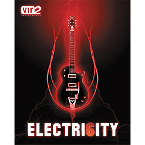 Big Fish Vir2 Electri6ity ELT601