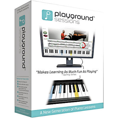 Playground Sessions Virtual Piano Lessons Lifetime Membership for Mac (Software Download)