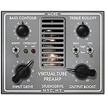 Studio Devil Virtual Tube Preamp Software Download