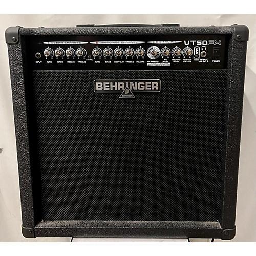 Virtube VT50FX 60W 1x12 Guitar Combo Amp