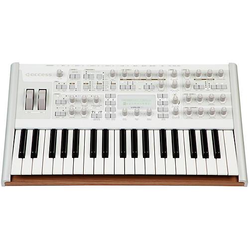 open box access virus ti v2 polar total integration synthesizer and keyboard controller regular. Black Bedroom Furniture Sets. Home Design Ideas