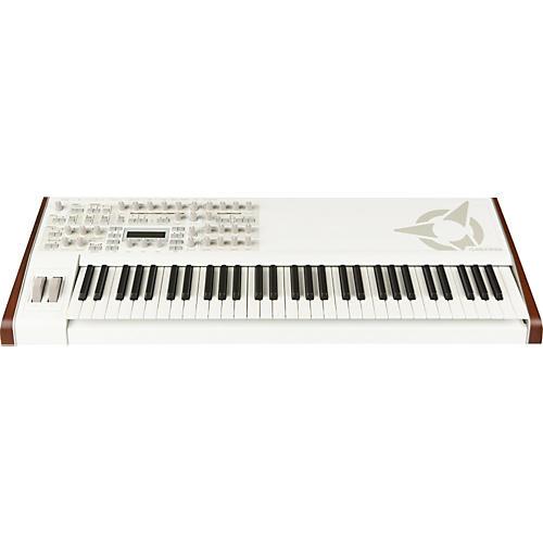 Access Virus TI2 WhiteOut Limited Edition Keyboard