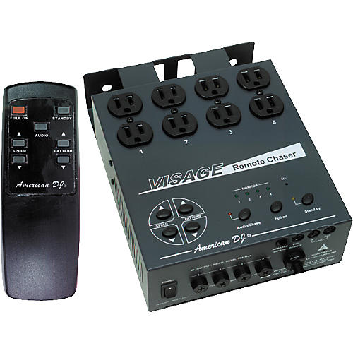 Elation Visage 4-Channel Chase Controller