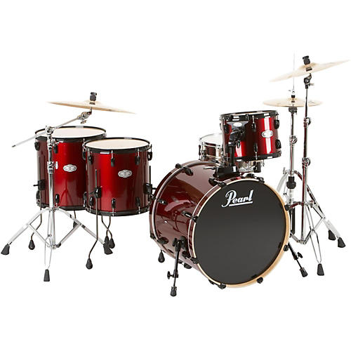 Pearl Vision 5-Piece Rock Shell Pack