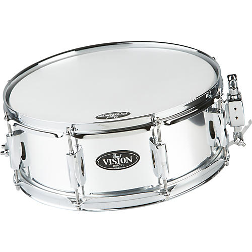 Pearl Vision Birch Snare Mirror Chrome 14x5.5