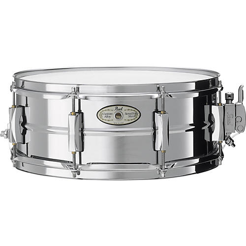 pearl vision sensitone steel snare drum musician 39 s friend. Black Bedroom Furniture Sets. Home Design Ideas