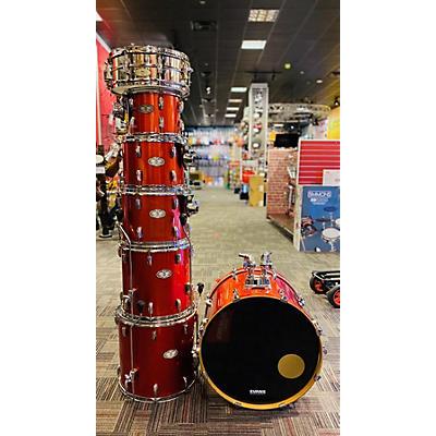 Pearl Vision VSX825P 7 PIECE Drum Kit