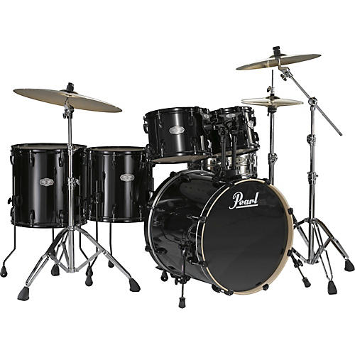 Pearl Vision VX 6 Piece Rock drumset