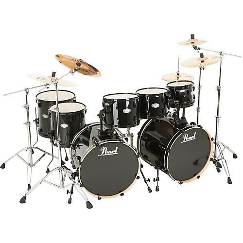 pearl vision vx 8 piece double bass drum shell pack musician 39 s friend. Black Bedroom Furniture Sets. Home Design Ideas