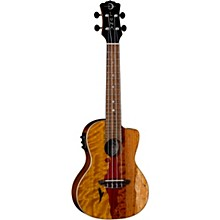 Luna Guitars Vista Eagle Tropical Wood Concert Acoustic-Electric Ukulele