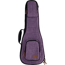 Vista Point Purple Sonoma Coast Ukulele Gig Bag Purple Soprano