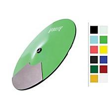 VisuLite Professional Single Zone Splash Cymbal 12 in. Translucent Green