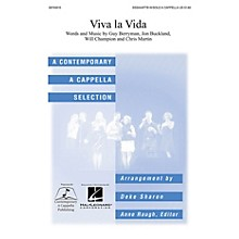 Contemporary A Cappella Publishing Viva La Vida SATB DV A Cappella by Coldplay arranged by Deke Sharon