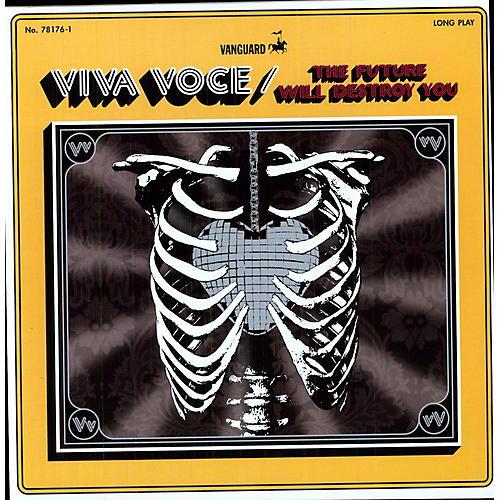 Alliance Viva Voce - The Future Will Destroy You
