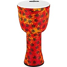 VivaRhythm Boom Series Djembe Pre-tuned Synthetic Head 12 in. Sunshine