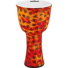 VivaRhythm Boom Series Djembe Pre-tuned Synthetic Head 14 in. Sunshine