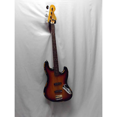 Vintage Vj74 Electric Bass Guitar