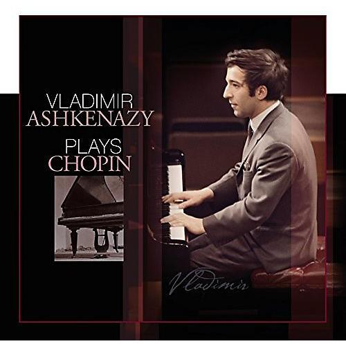Alliance Vladimir Ashkenazy Plays Chopin