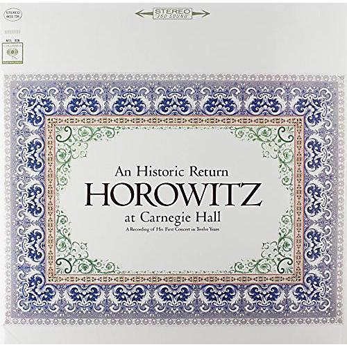 Alliance Vladimir Horowitz - Horowitz at Carnegie Hall