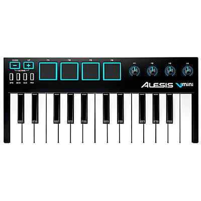 Alesis Vmini 25-Key Portable Keyboard Controller