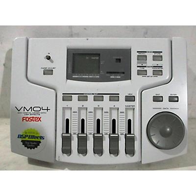 Fostex Vmo4 Multi Effects Processor