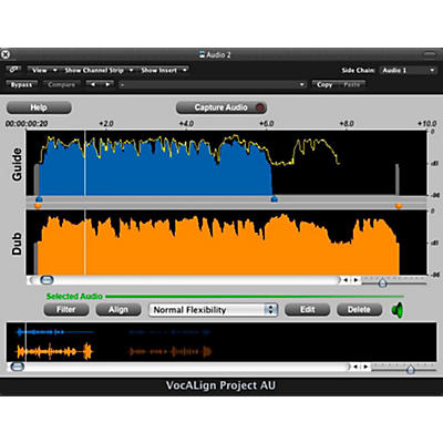 SYNCHRO ARTS VocALign Project 3.3 Software Download