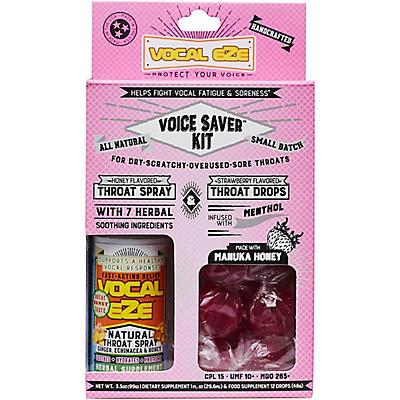 Green Peak Wellness Vocal Eze Voice Saver Kit
