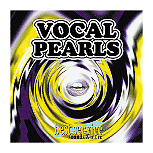 EastWest Vocal Pearls Audio Sample CD-ROM