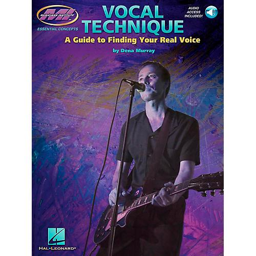 Musicians Institute Vocal Technique (Book/CD)