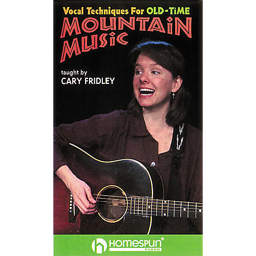 Hal Leonard Vocal Techniques for Old-Time Mountain Music