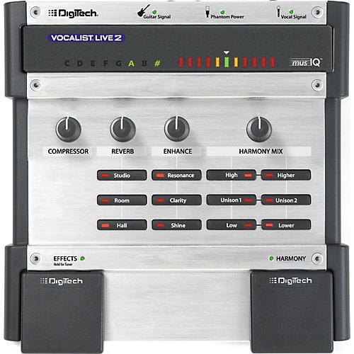 DigiTech Vocalist Live 2 Harmony Processor