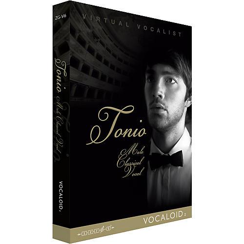 Zero G Vocaloid2 Tonio Vocal Simulation Software